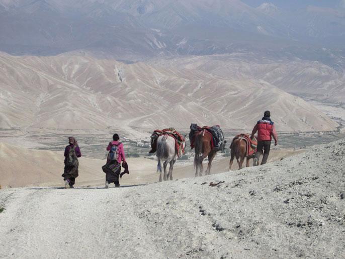 UC Merced Himalayas