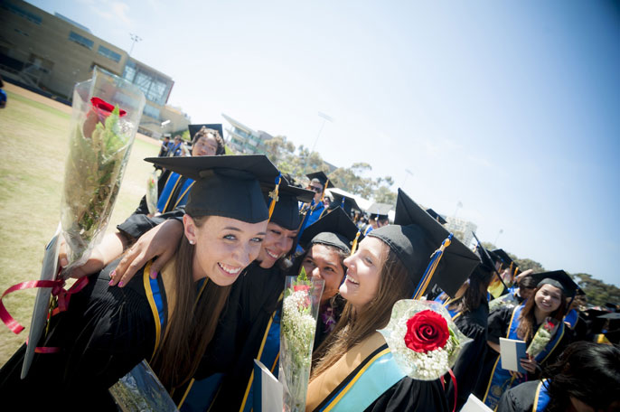 UC San Diego graduation