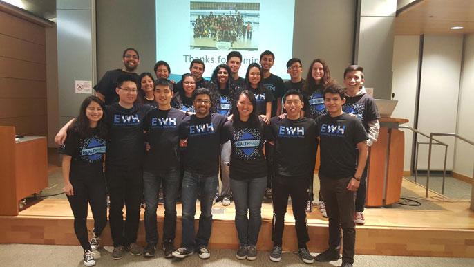 UC San Diego EWH team