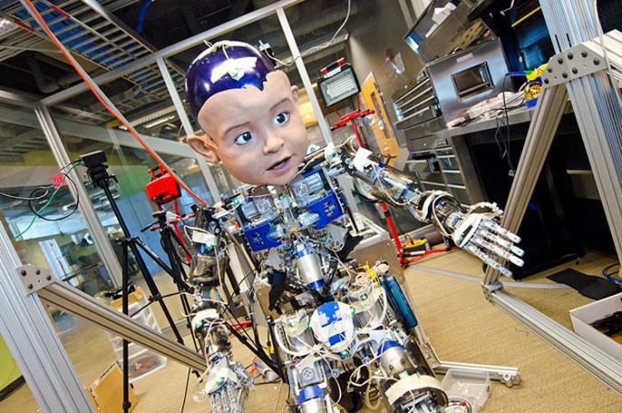 UC San Diego robotics