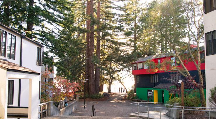 UC Santa Cruz Rosa Parks African American Theme House