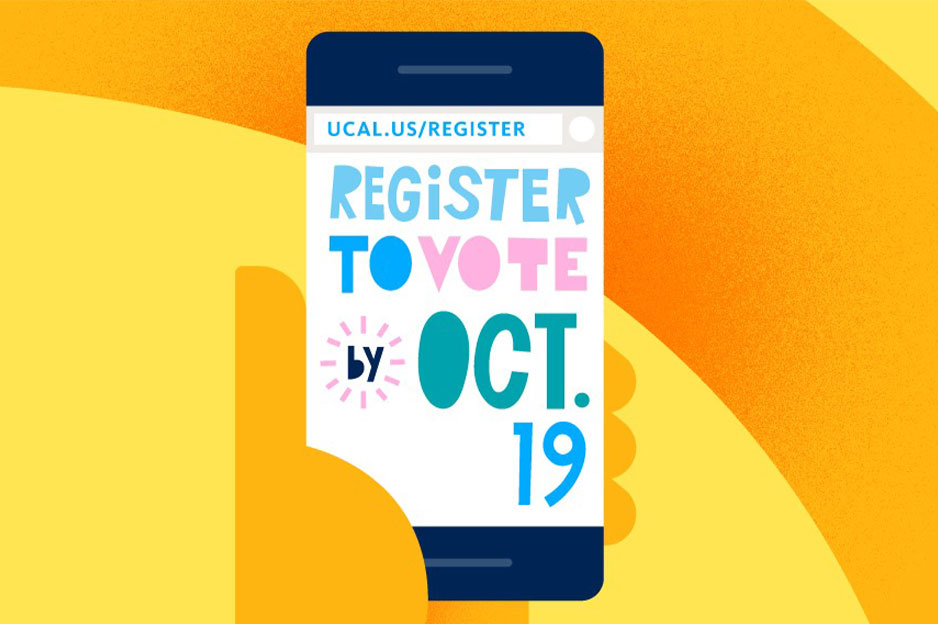 Register to vote by October 19
