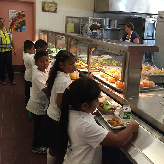 Kitchen Academy: School Kitchen Grants Enable Kids To Make Healthy Food