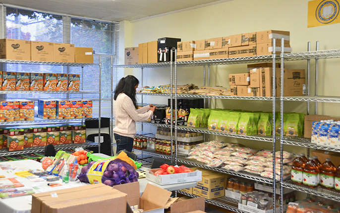 UC Berkeley Food Pantry