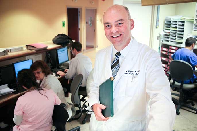 Dr. Greg Maynard, UC San Diego