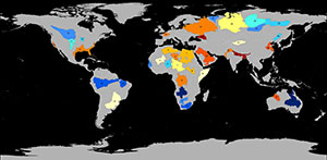 global groundwater map
