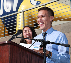 Medical students celebrate Match Day | University of California