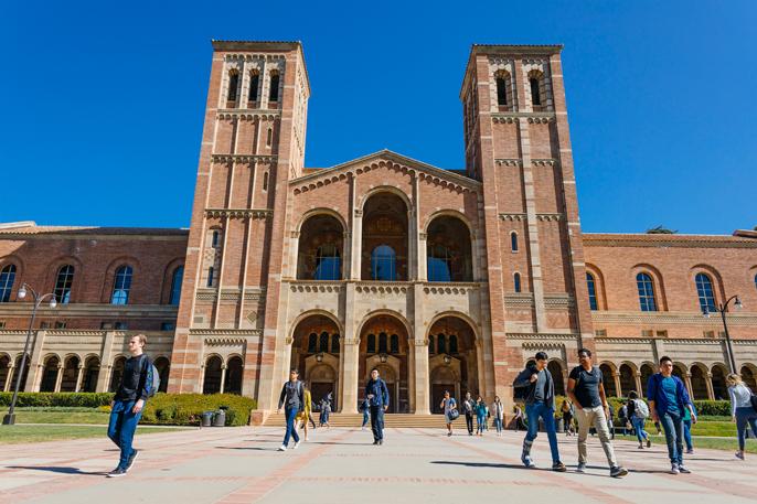Royce Hall UCLA