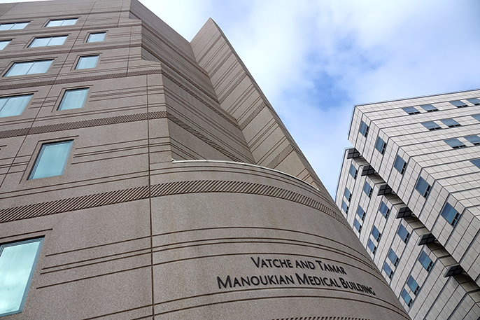 UCLA Vatche and Tamar Manoukian Medical Building
