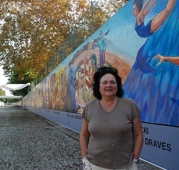 UCLA's Judith Baca