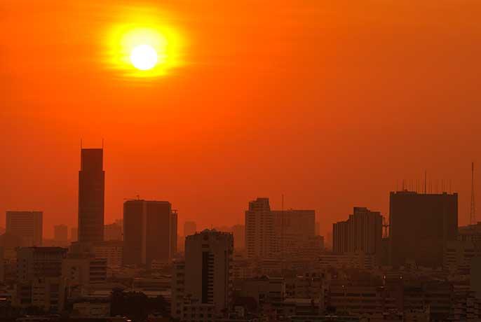 urban heat (iStock)