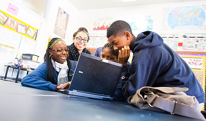 Online program gives all students access to a college prep