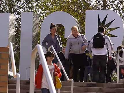 UC Riverside campus
