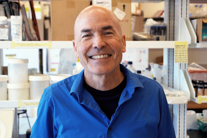 UC Santa Barbara's David Low was among the recipients of a Grand Challenges Explorations grant from the Bill and Melinda Gates Foundation.