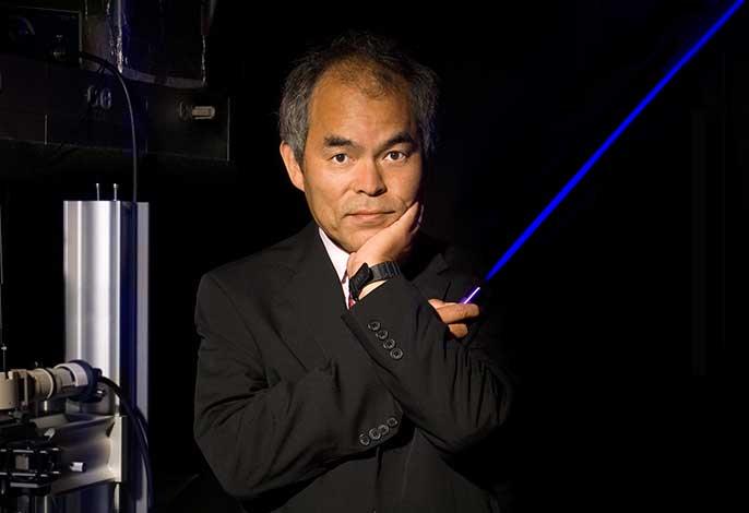 Shuji Nakamura, UC Santa Barbara
