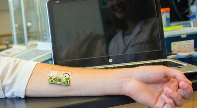 UC San Diego BAC sensor