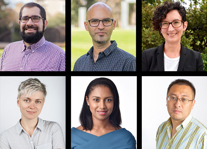 UC San Diego 2020 Sloan Research fellows