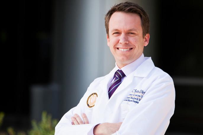 Matthew Wieduwilt, UC San Diego