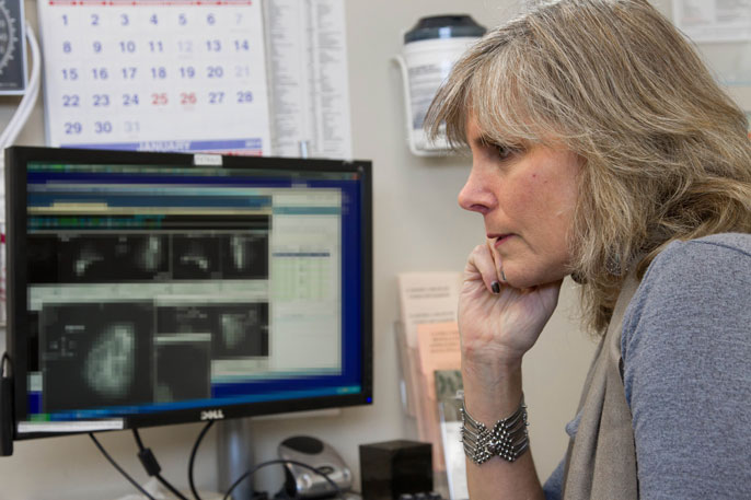 Massive study launched to test personalized approach to breast cancer screening