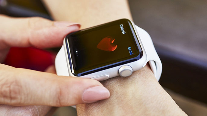 UCSF heart smartwatches