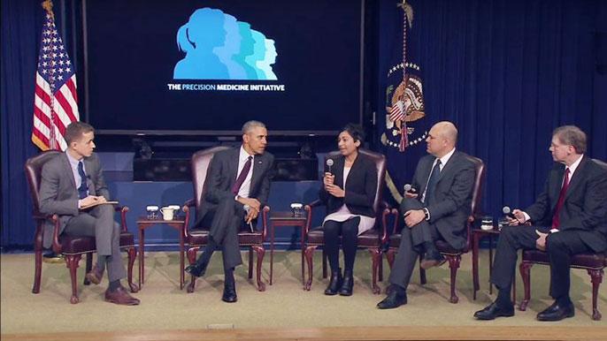 White House summit UCSF