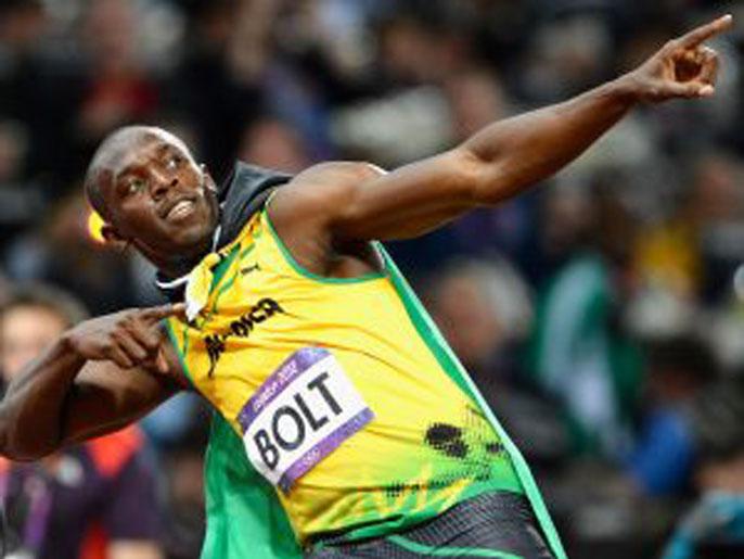 Usain Bolt UC Davis