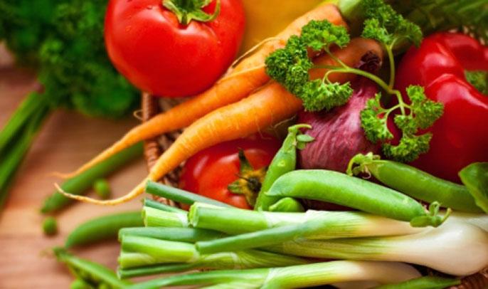 UCSF veggies