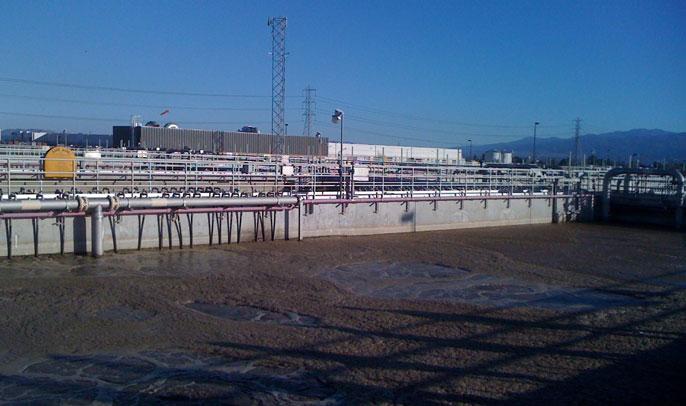 UC Riverside wastewater