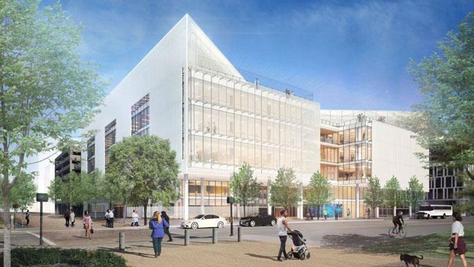 Weill Neurosciences Building