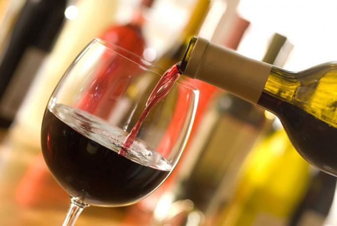 UCSF wine atrial fibrillation