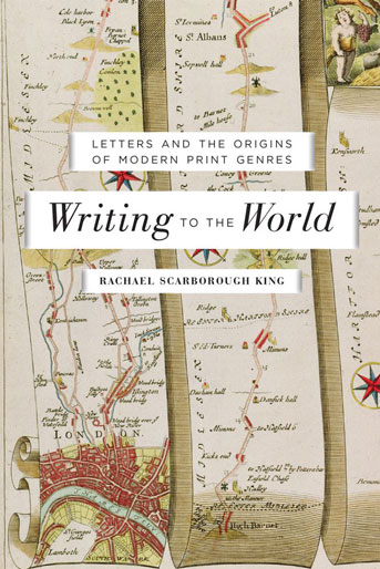 Writing to the World book cover